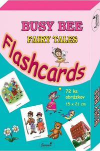 Busy Bee Fairy Tales Flashcards