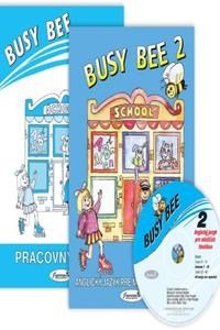 Busy Bee 2 SB+WB+CD Pack