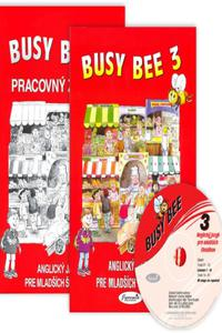 Busy Bee 3 SB+WB+CD Pack