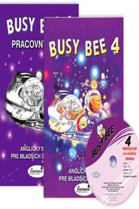Busy Bee 4 SB+WB+CD Pack