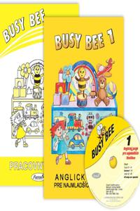 Busy Bee 1 SB+WB+CD Pack