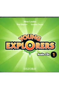Young Explorers 1 Class Audio CDs