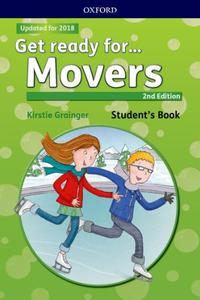 Get Ready for Movers Student's Book + Audio Web Pack Component