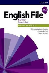 English File 4th edition Beginner Workbook without Key