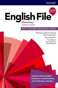 English File 4th edition Elementary Teacher's Guide Pack