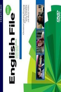 English File 4th edition Intermediate Class Audio CDs (5)