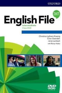 English File 4th edition Intermediate DVD