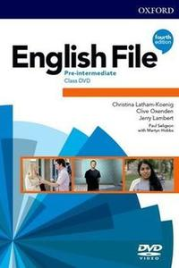 English File 4th edition Pre-Intermediate DVD