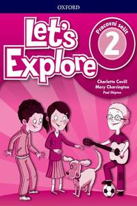 Let's Explore 2 Activity Book