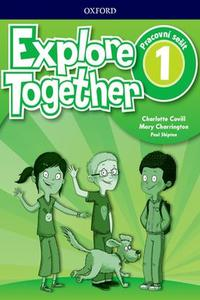 Explore Together 1 Activity Book (SK Edition)
