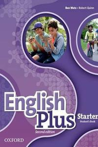 English Plus 2nd Edition Starter  Student's Book