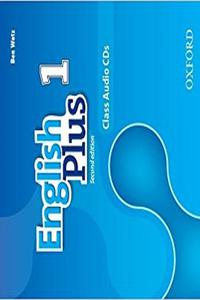 English Plus 2nd Edition 1 Class Audio CDs