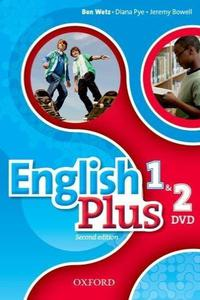 English Plus 2nd Edition 1 DVD (Level 1 + 2)
