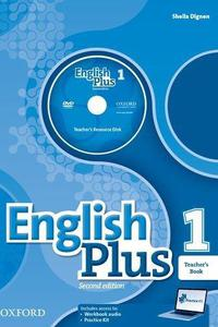 English Plus 2nd Edition 1 Teacher's Book with Teacher's Resource Disk