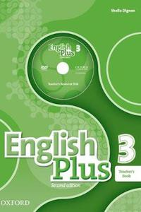 English Plus 2nd Edition 3 TB + TRD
