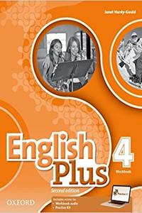 English Plus 2nd Edition 4 Workbook