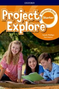 Project Explore Starter Student's Book
