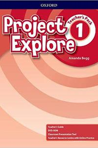 Project Explore 1 Teacher's Pack (SK Edition)