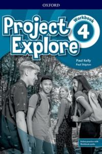 Project Explore 4 Workbook with Online Practice (SK Edition)