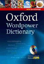 Oxford Wordpower Dictionary 4th Edition + CD