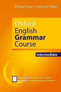 Oxford Grammar Course, 2nd Edition Intermediate Student's Book without Key Pack