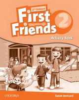 First Friends 2nd Edition 2 Activity Book