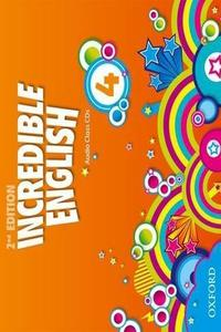 Incredible English 2ed. 4 Class Audio CDs (3)