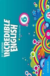 Incredible English 2ed. 6 Class Audio CDs (3)