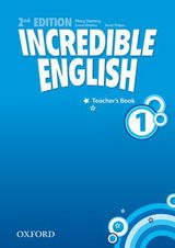 Incredible English 2ed. 1 Teacher's Book