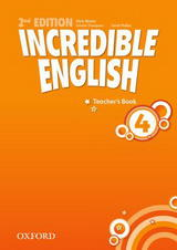 Incredible English 2ed. 4 Teacher's Book