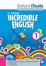 Incredible English 2ed. 1 iTools DVD-ROM