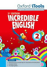Incredible English 2ed. 2 iTools DVD-ROM