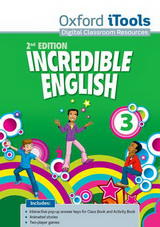 Incredible English 2ed. 3 iTools DVD-ROM