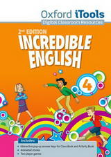 Incredible English 2ed. 4 iTools DVD-ROM