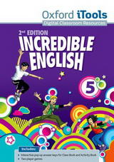 Incredible English 2ed. 5 iTools DVD-ROM