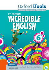 Incredible English 2ed. 6 iTools DVD-ROM