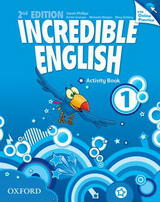 Incredible English 2ed. 1 Activity Book +  Online Practice