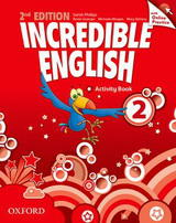 Incredible English 2ed. 2 Activity Book +  Online Practice