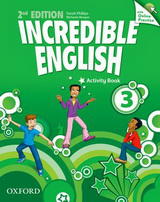 Incredible English 2ed. 3 Activity Book + Online Practice