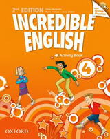Incredible English 2ed. 4 Activity Book + Online Practice