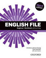 New English File 3ed.Beginner Workbook without key and iChecker