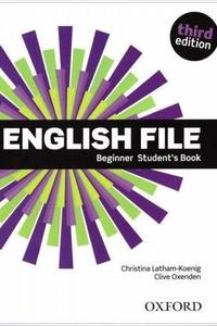 New English File 3ed.Beginner Student's Book 2019