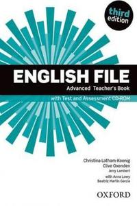 New English File 3ed.Advanced Teacher's Book with Test and Assessment CD-ROM