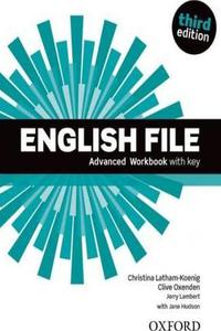 New English File 3ed.Advanced Workbook with key and iChecker