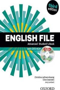 New English File 3ed.Advanced Student's Book + online