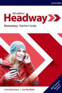 Headway 5th edition Elementary Teacher's Pack