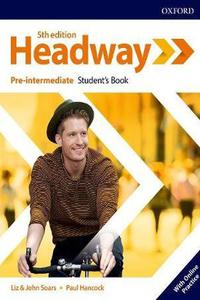 Headway 5th edition Pre-Intermediate Student's Book Pack