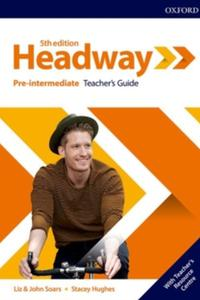 Headway 5th edition Pre-Intermediate Teacher's Pack