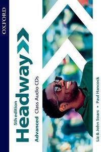 Headway 5th edition Advanced Class CDs (4)