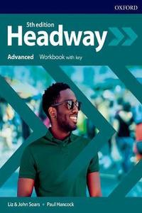 Headway 5th edition Advanced Workbook with Key